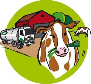 Mjölktransport