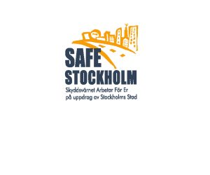Logga Safe Stockholm för Skyddsvärnet
